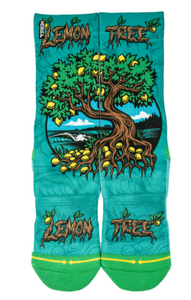 Lemon Tree x Merge 4 Socks