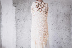 BOHO EXCLUSIVE BRIDAL STOLE sunshine