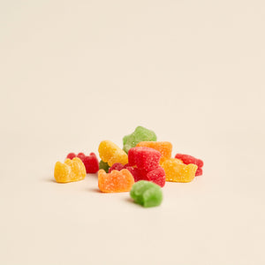 CBD Sour Gummy Bears