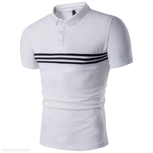 Fashion Business Slim Fit Polo Shirt