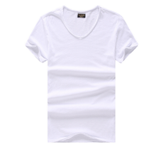 Load image into Gallery viewer, Casual Round Neck Short Sleeves T-Shirt