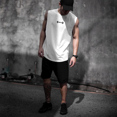 Sports Vest Quick-Drying Fitness Running Training Sleeveless T-Shirt