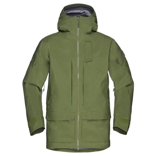 Men's outdoor climbing windproof hooded zipper jacket