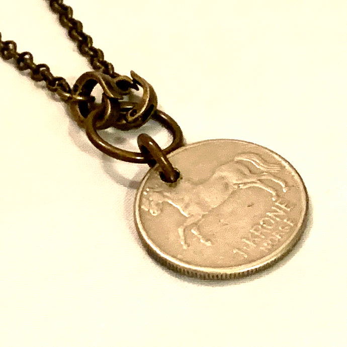 Krone Coin Necklace