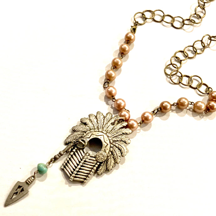 Headdress Necklace (3)