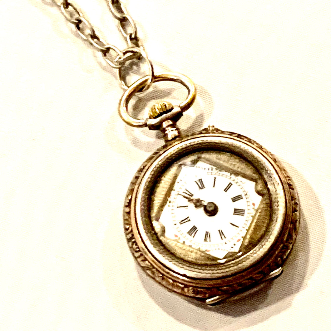 Like Clockwork Necklace