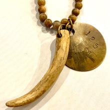 Boneyard Necklace