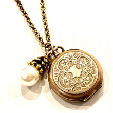 Time Traveler Necklace