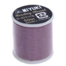 Miyuki Thread  Color 18 Rose ,Miyuki original nylon thread, delivered by 50 meters on a spool