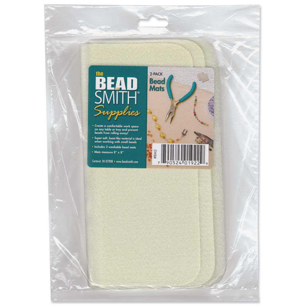 Beadsmith Bead Mat 13 x 13 inch  large bead mats by The Bead Smith