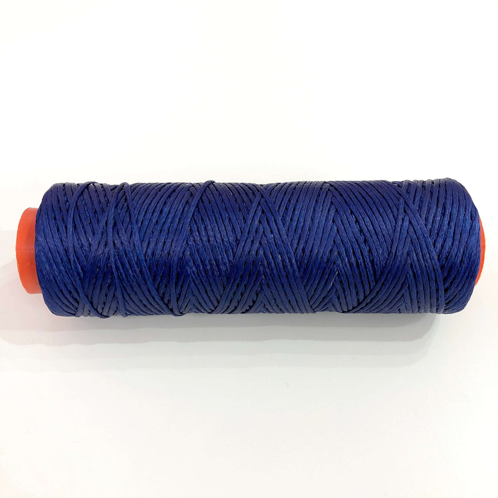 1mm waxed cotton cord, macrame cord, shamballa, bracelet cord 100 meters reel