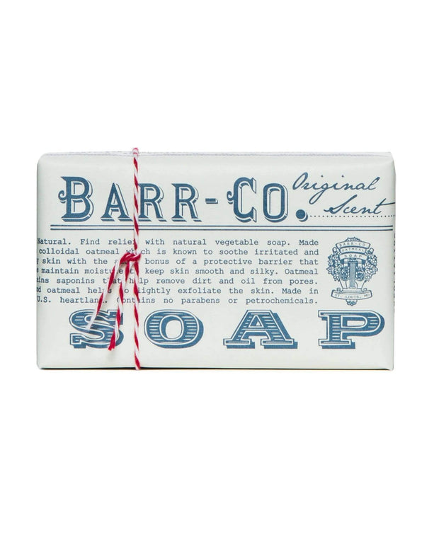 Barr-Co. Beauty Care Original Scent Triple Milled Bar Soap