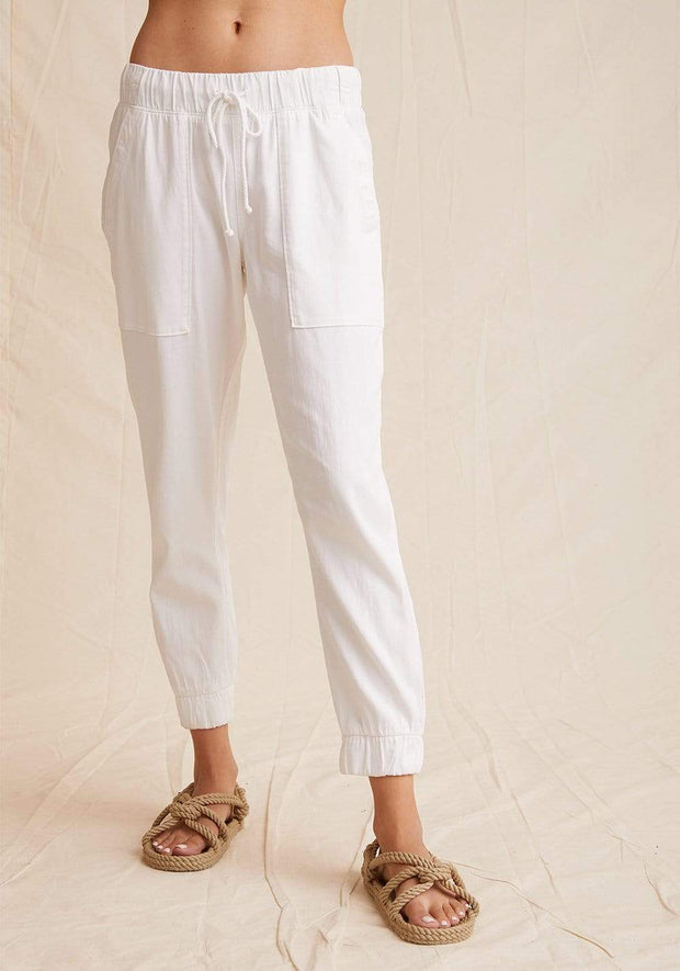 Bella Dahl Jogger White / X Small Bella Dahl Pocket Jogger
