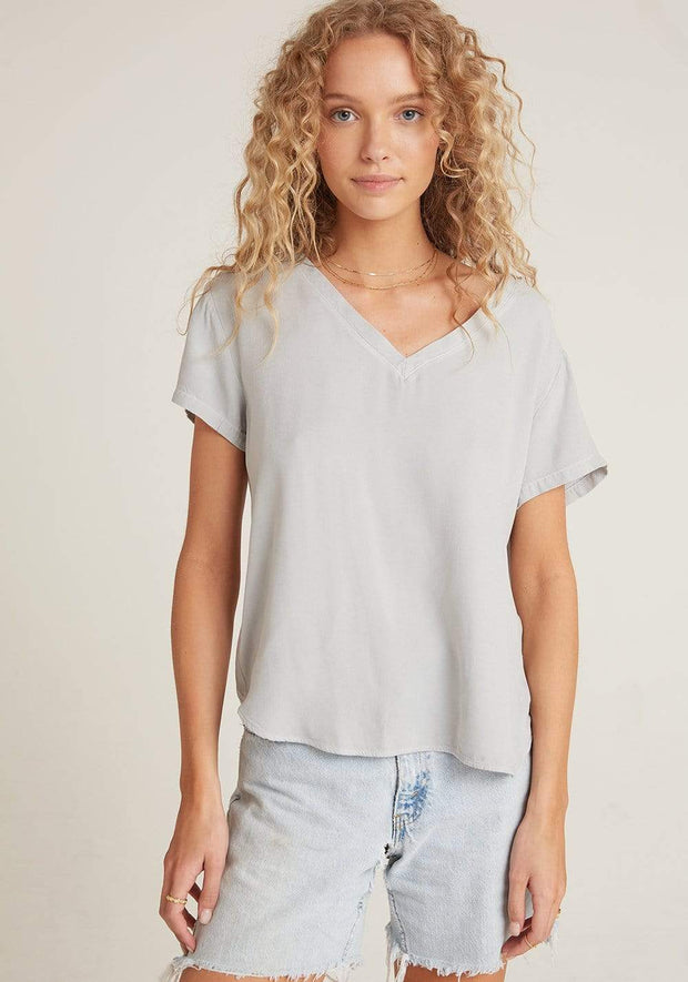Bella Dahl Top Bella Dahl V-Neck Tee