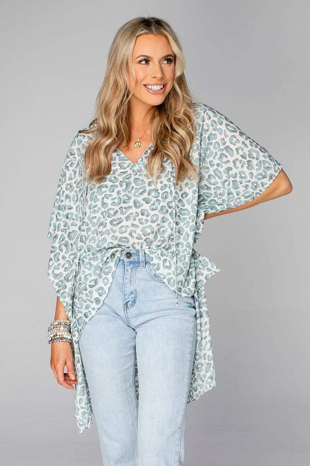 Buddy Love Tunic Winnie High-Low Tunic