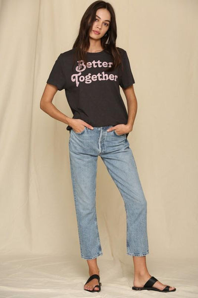Better Together Tee - By Together - Teal Poppy Clothing Boutique