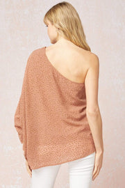 Entro Top Monica One Shoulder Top