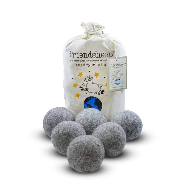 Friendsheep Printed Eco Dryer Balls - Friendsheep - Teal Poppy Clothing Boutique