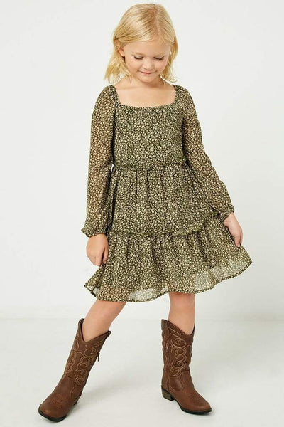 Hayden Dress Youth Opal Dress