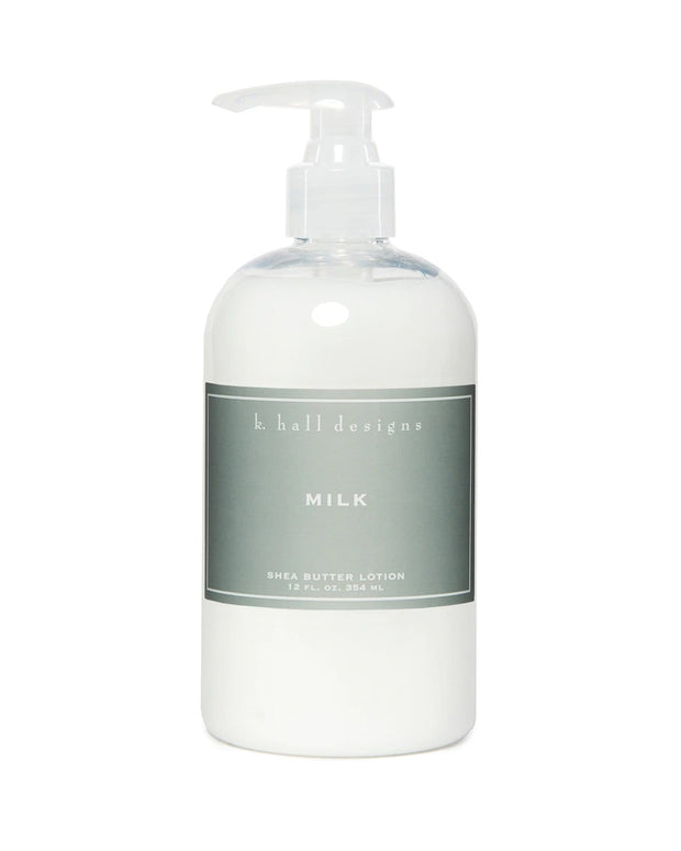 K. Hall Designs Beauty Care Milk Shea Butter Lotion
