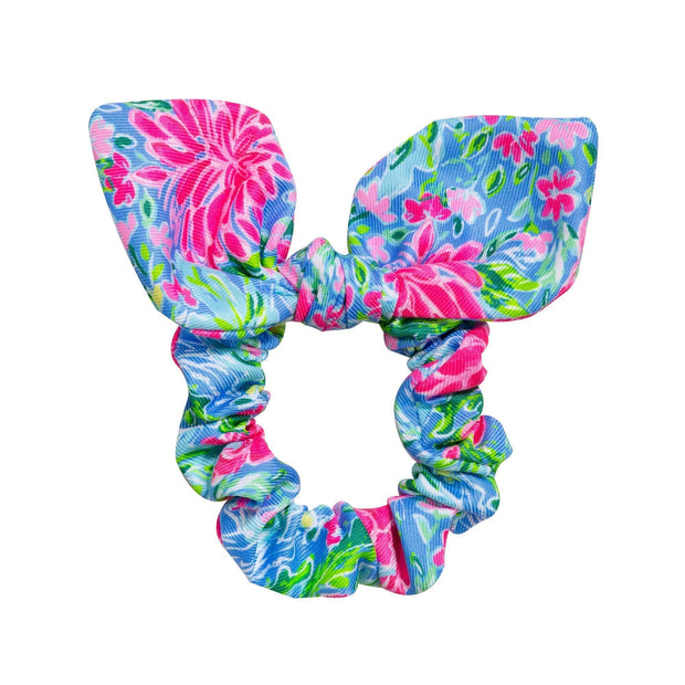 Lilly Pulitzer Accessory Bunny Business Lilly Scrunchie