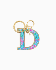 Lilly Pulitzer Accessory D Lilly Initial Keychain