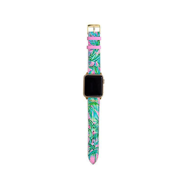 Lilly Pulitzer Accessory Lilly Apple Watch Band