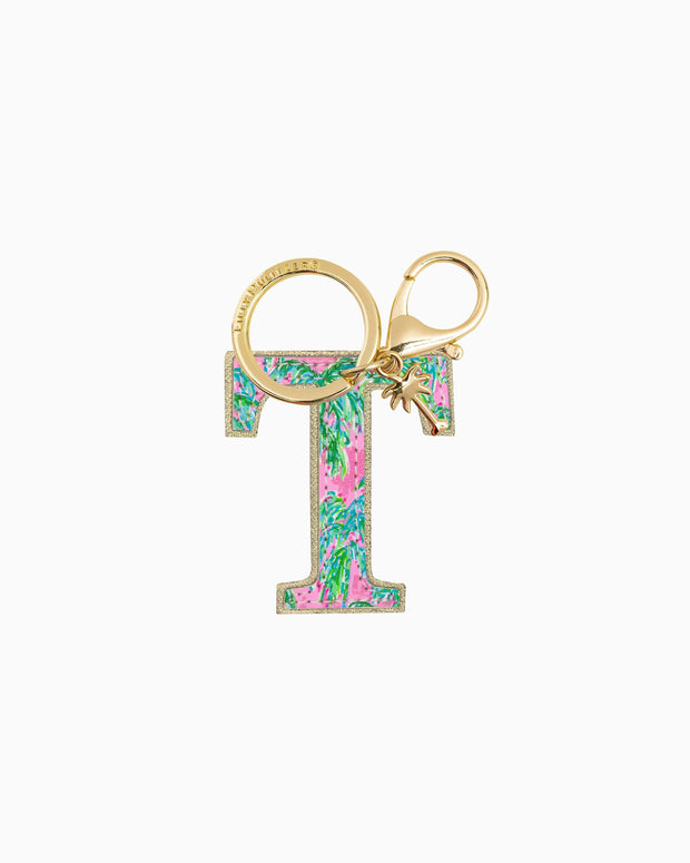 Lilly Pulitzer Accessory Lilly Initial Keychain