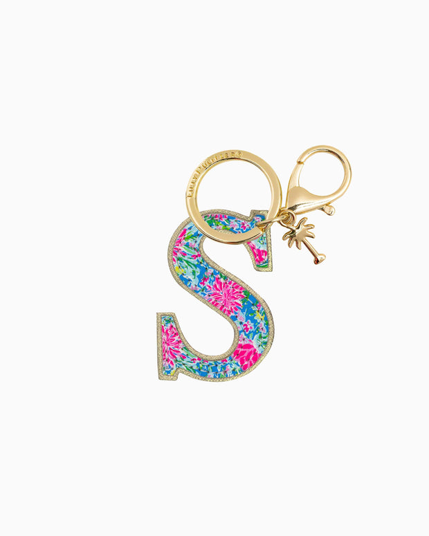 Lilly Pulitzer Accessory S Lilly Initial Keychain