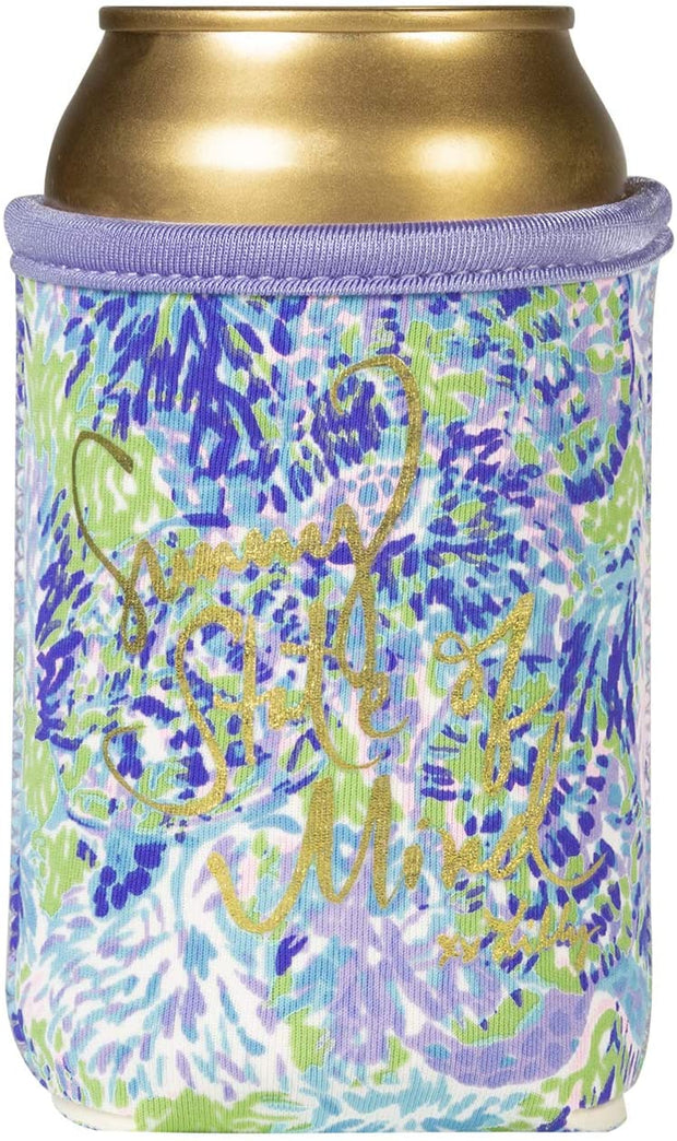 Lilly Pulitzer Drinkware Lilly Drink Hugger - Shell of a Party