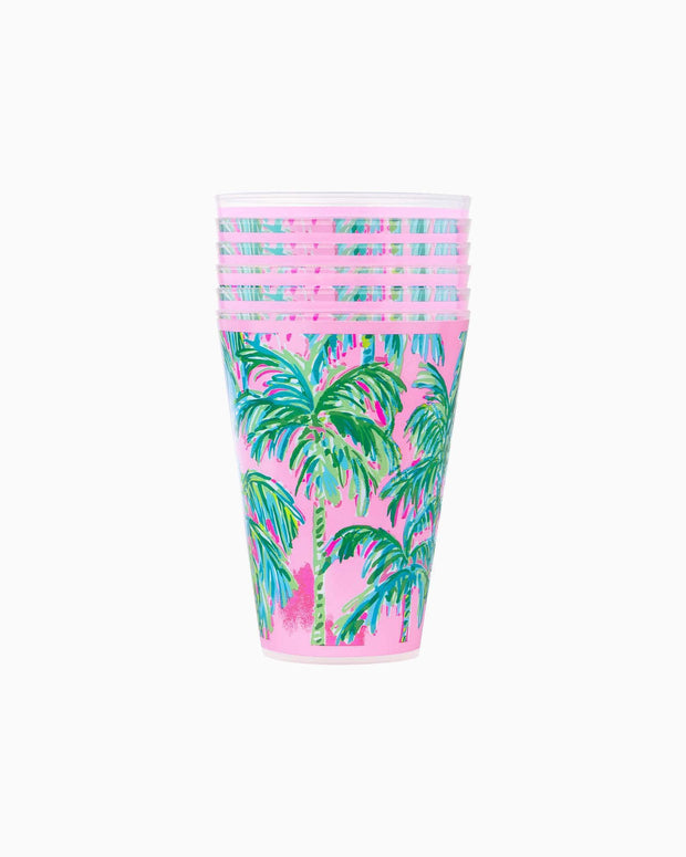 Lilly Pulitzer Drinkware Suite Views Lilly Pool Cups