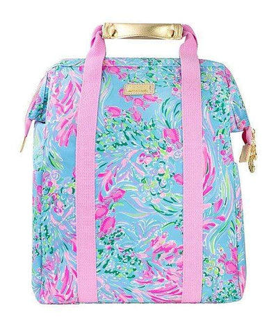 Lilly Pulitzer Tote Lilly Best Fishes Picnic Cooler