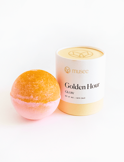 Musee Beauty Care Golden Hour Bath Balm