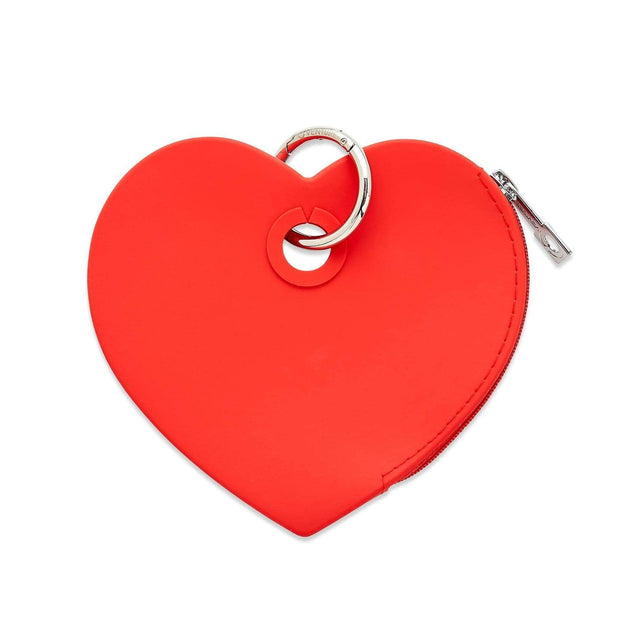 Oventure Accessory Cherry On Top Silicone Heart Pouch