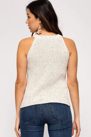 She + Sky Top Gianna Sweater Top