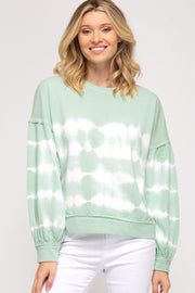 She + Sky Top Joanne Knit Top