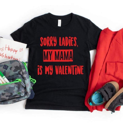 Sorry Ladies Youth Tee - PRE-ORDER - Teal Poppy - Teal Poppy Clothing Boutique