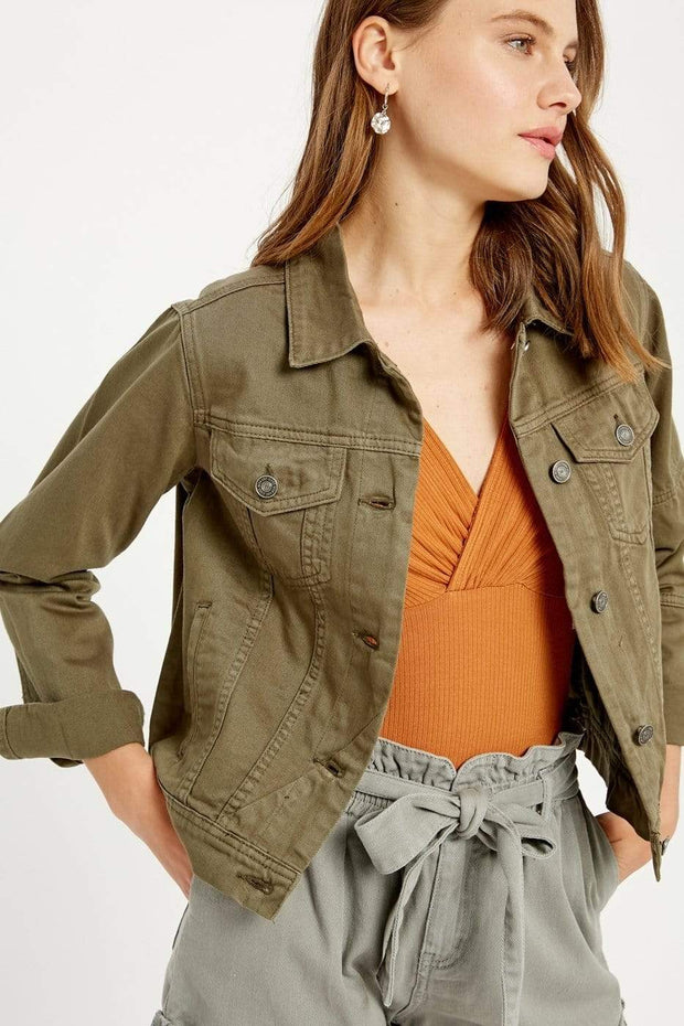 Wishlist Apparel Jacket Natalie Jacket