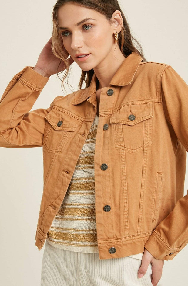 Wishlist Apparel Jacket Twig / Small Natalie Jacket