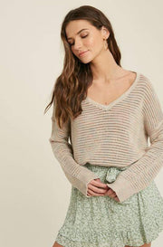 Talia Sweater - Wishlist Apparel - Teal Poppy Clothing Boutique