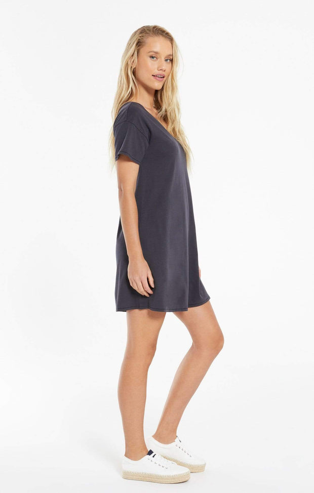 Z Supply Dress Birdie Organic Mini Dress