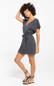 Thea Terry Dress - Z Supply - Teal Poppy Clothing Boutique