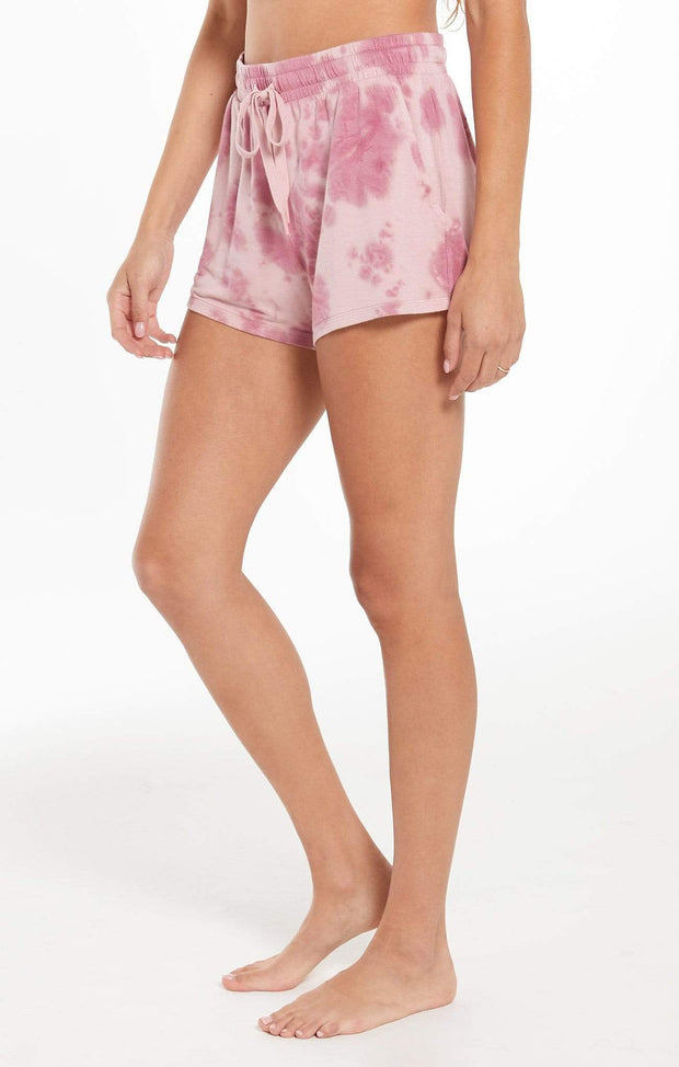 Z Supply Shorts Cruise Tie-Dye Short