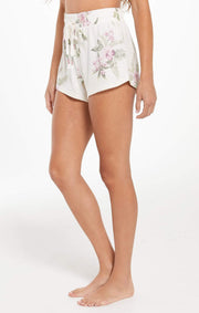 Z Supply Shorts Mia Garden Floral Short