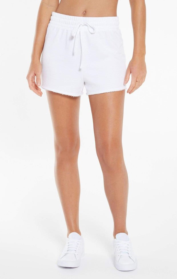 Z Supply Shorts Sage Terry Short