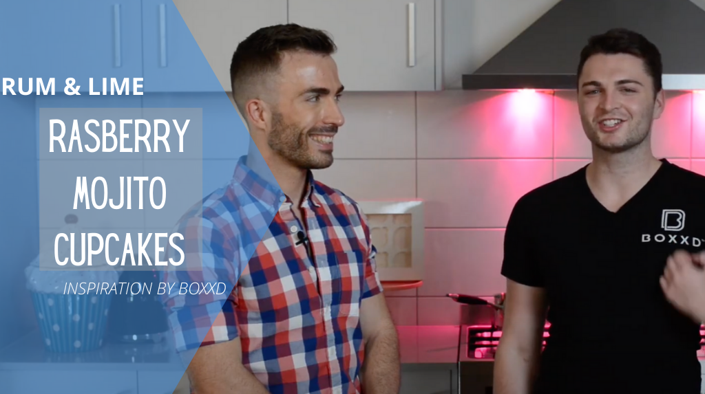 HOW TO BAKE Raspberry Mojito Cupcakes with Dan Pasquali