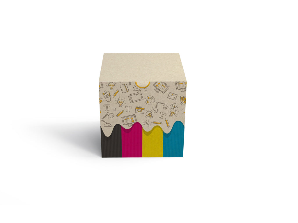 BOXXD™ GiftBoxes 10 x 10 x 10cm Medium Custom Branded Product Presentation Gift box