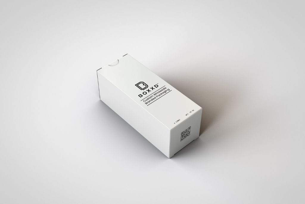 BOXXD™ GiftBoxes 5 x 5 x 10cm Extra Small Custom Branded Product Presentation Gift box