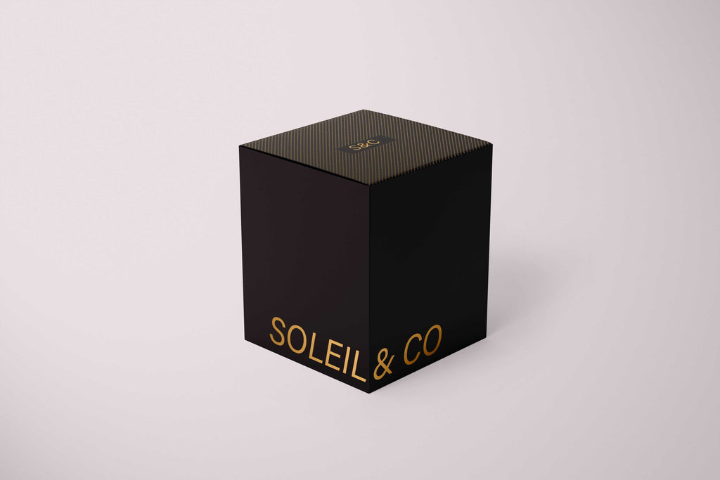 BOXXD™ CustomCandleBoxes 8 x 8 x 12cm Small Custom Branded Candle Box