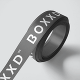 BOXXD™ CustomRibbon Double Sided Polyester Satin Custom Ribbon (One Side Print)